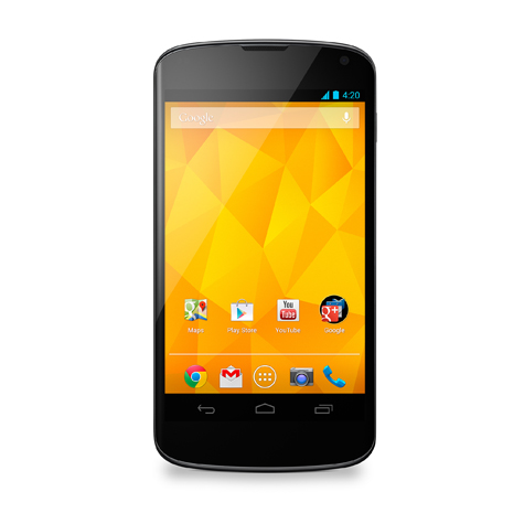 Lg Google Nexus 4 Reparatur Alfa Mobile Handy