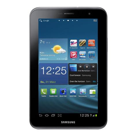 Samsung Galaxy Tab 2 Reparatur Alfa Mobile Handy