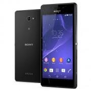 Sony_Xperia_M2_Aqua_Schwarz_Displayreparatur