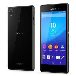 Sony_Xperia_M4_Aqua_Schwarz_Displayreparatur